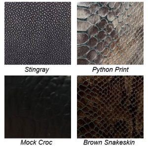 Bespoke Animal Print Variations