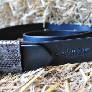 Sam Jamieson Animal Print Belt
